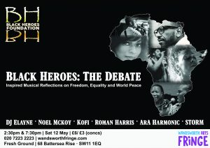Black Heroes the Debate