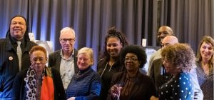11 Black Heroes Wall of Fame Reception at Battersea Arts Centre – in attendance Lara Harmonic