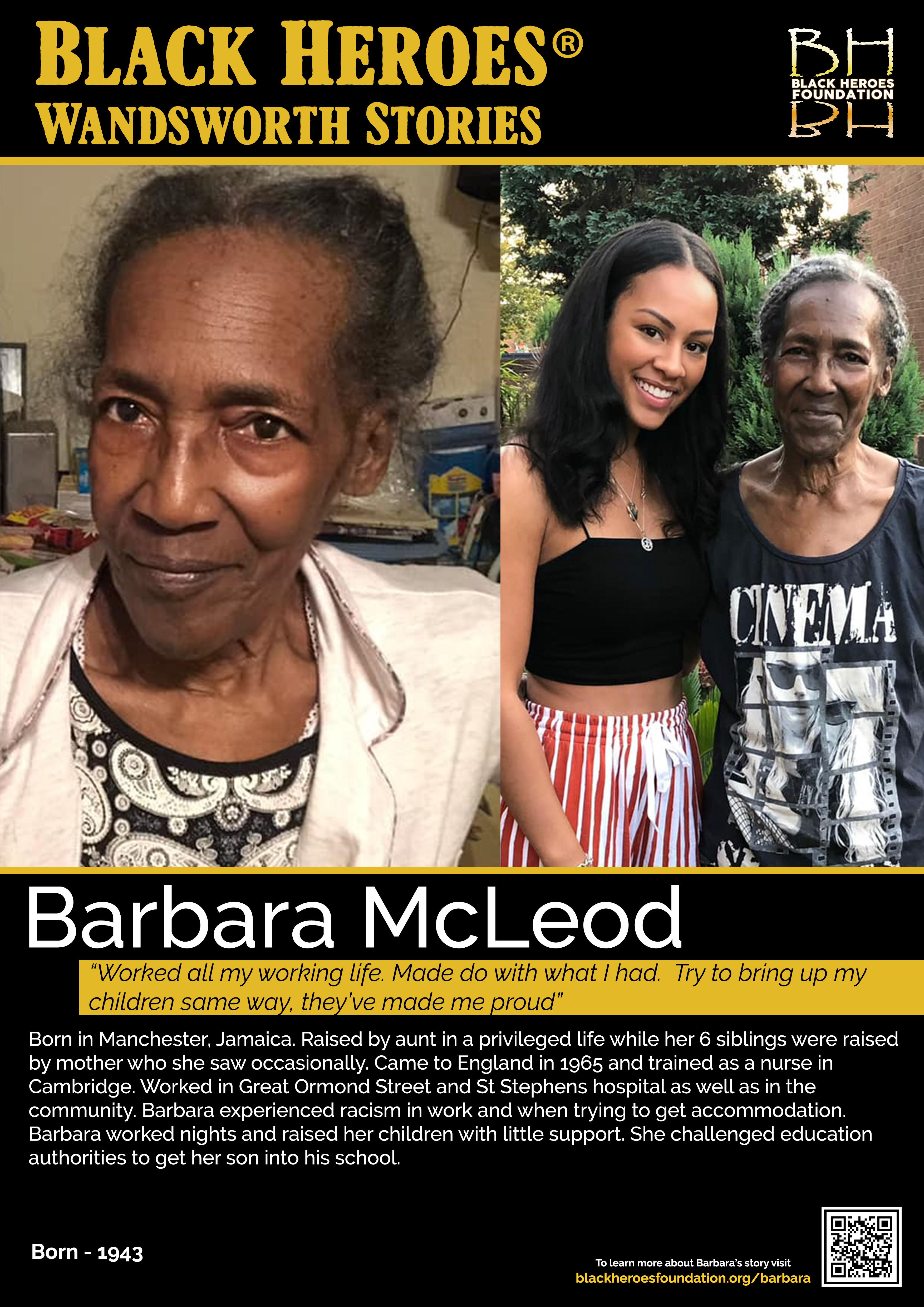Barbara McLeod Nurse