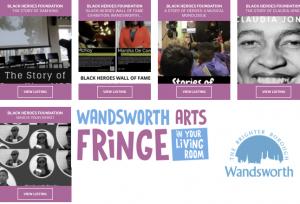 Wandsworth Arts Fringe 2020