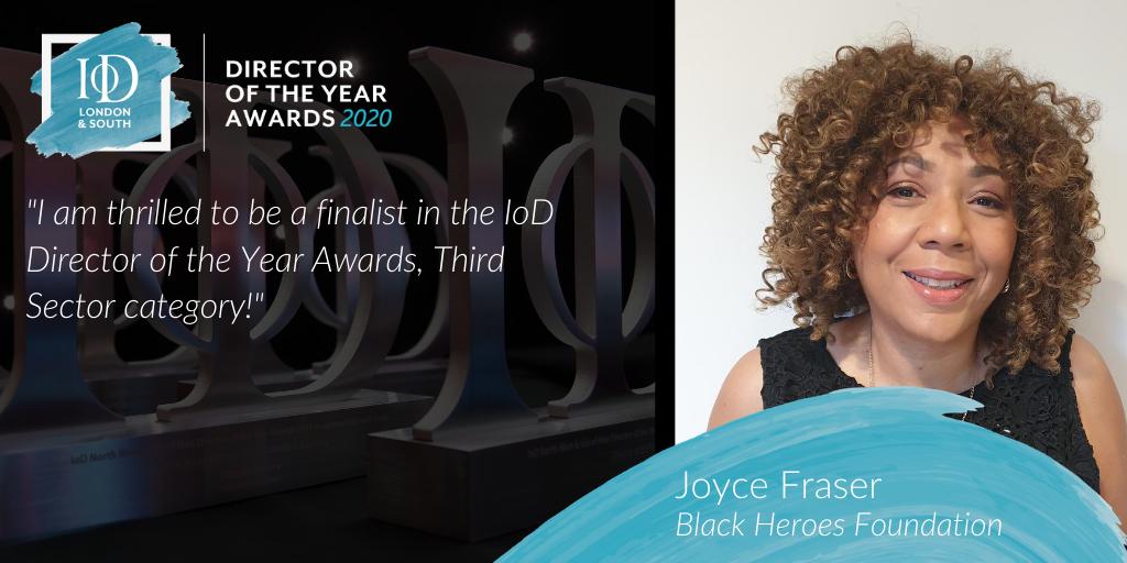 Joyce Fraser Director of the Year Awards 2020