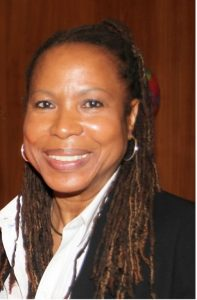20 Black Heroes Foundation Trustee Claire Jackson