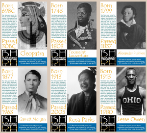 Black Heroes through History