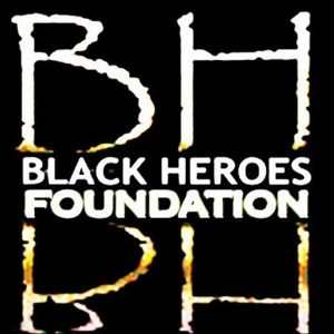 Black Heroes Foundation Logo 512px