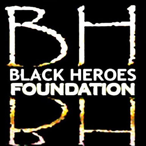 Black Heroes Foundation Logo 512px