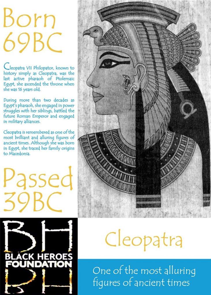 Cleopatra Egyptian Heore