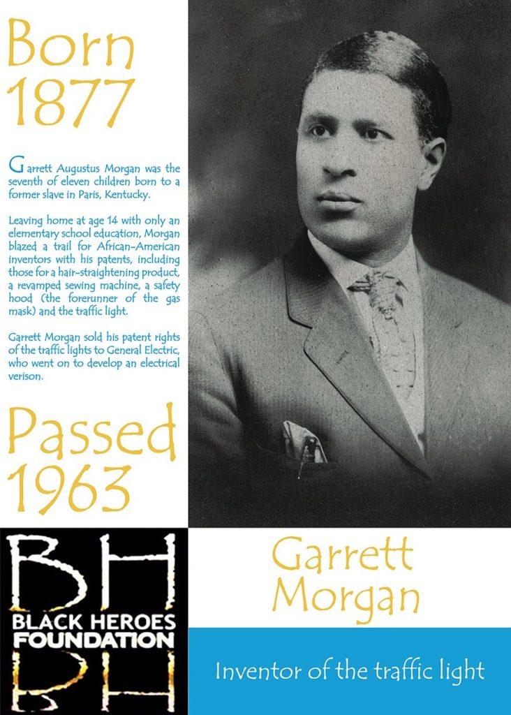 Garret Morgan Inventor