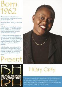 Hilary Carty London's great black women