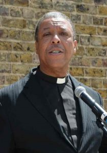 Reverend Michael King
