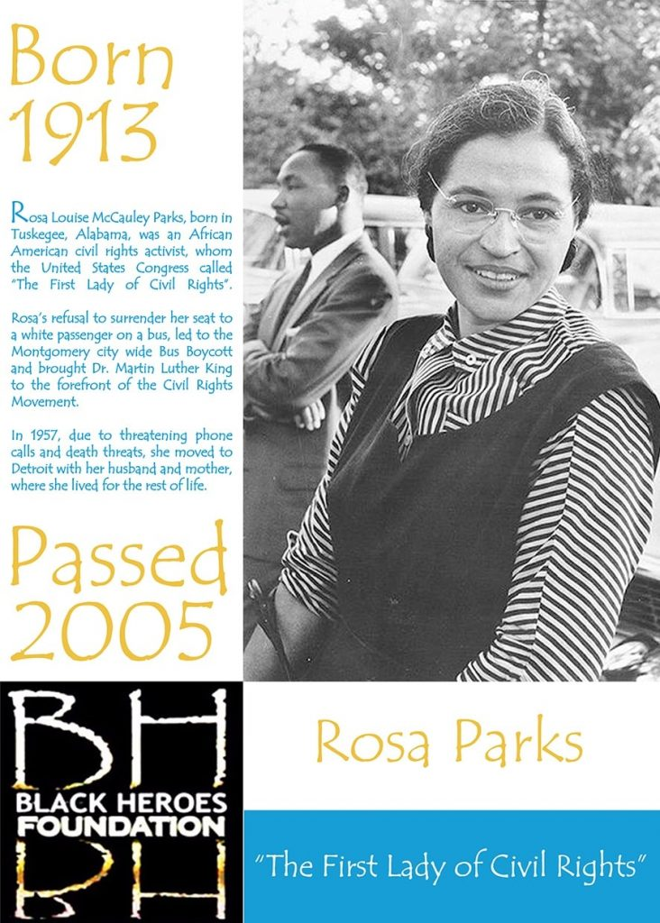 Rosa Parks Civil Rights Activist