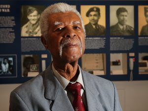 Sam Beaver King MBE (20 February 1926 – 17 June 2016)