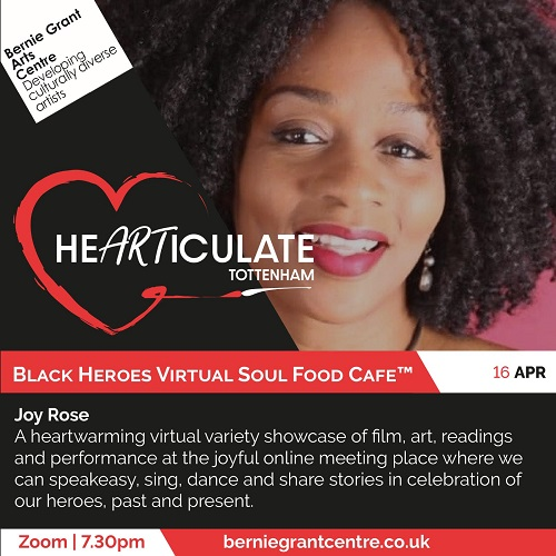 Black Heroes Soul Food Cafe Hearticulate