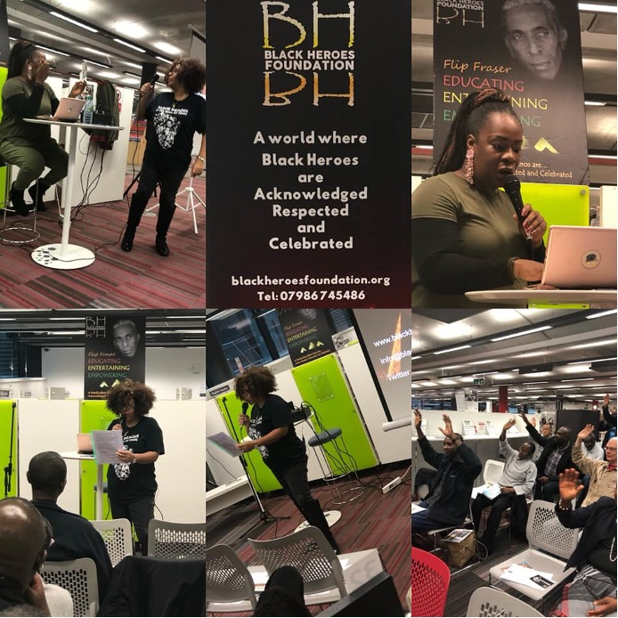 2 Celebration of Black History Month at Woolwich