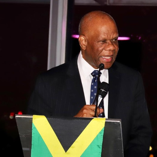 7 Jamaica's High Commissioner to the UK, His Excellency Seth George Ramocan Announces Patronage of Black Heroes Foundation
