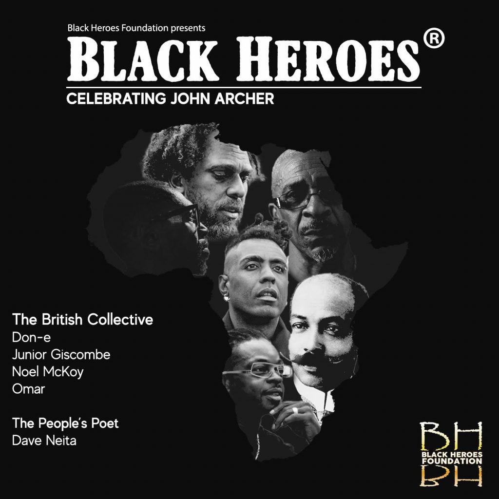 Black Heroes at WAF 2021