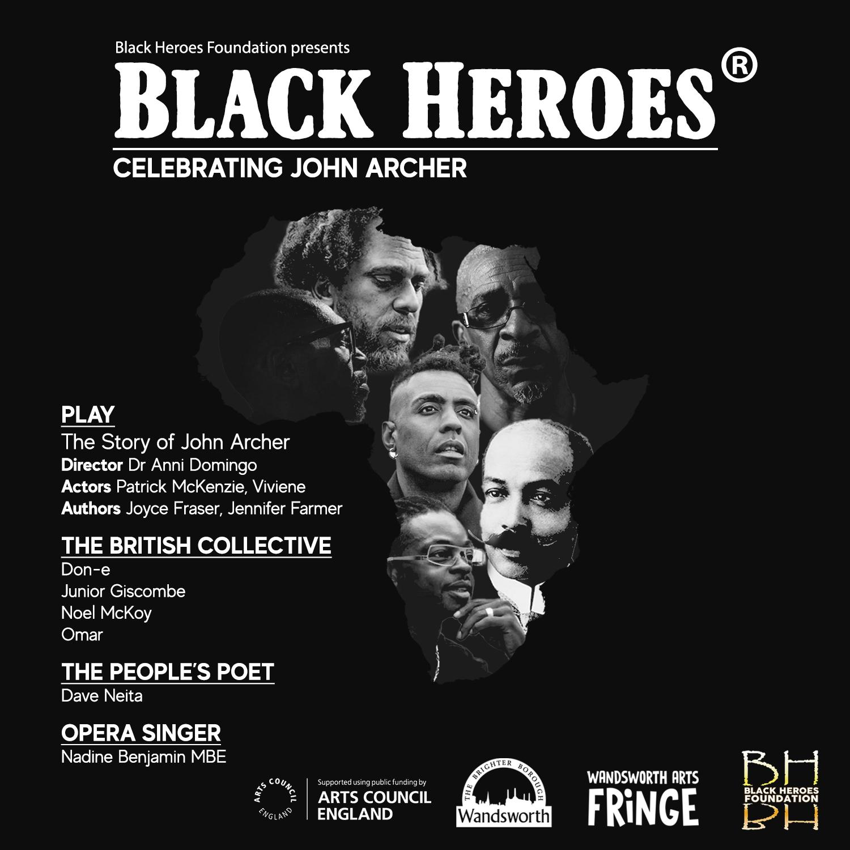 Black Heroes Foundation Celebrates John Archer