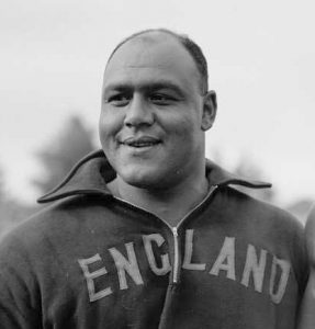 Harold Moody Athlete 1950