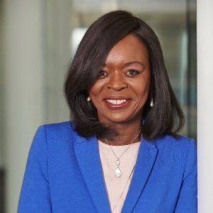 Reporter Ronke Phillips